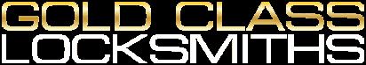 Gold Class Locksmiths Logo